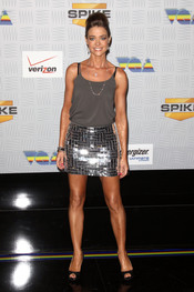 Denise Richards en los VGA Awards 2010