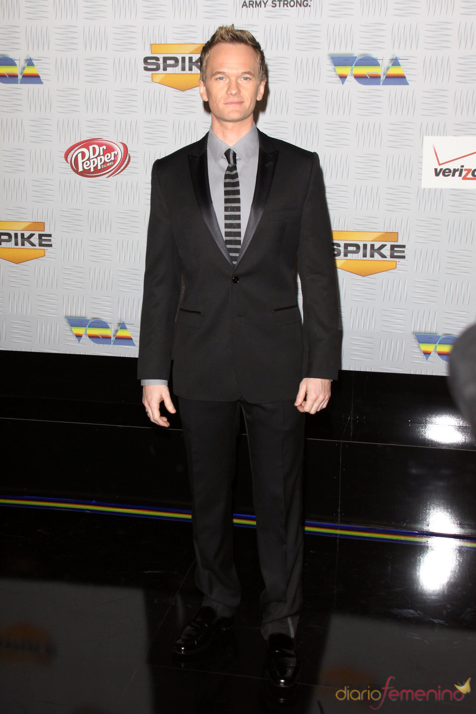 Neil Patrick Harris en los VGA Awards 2010