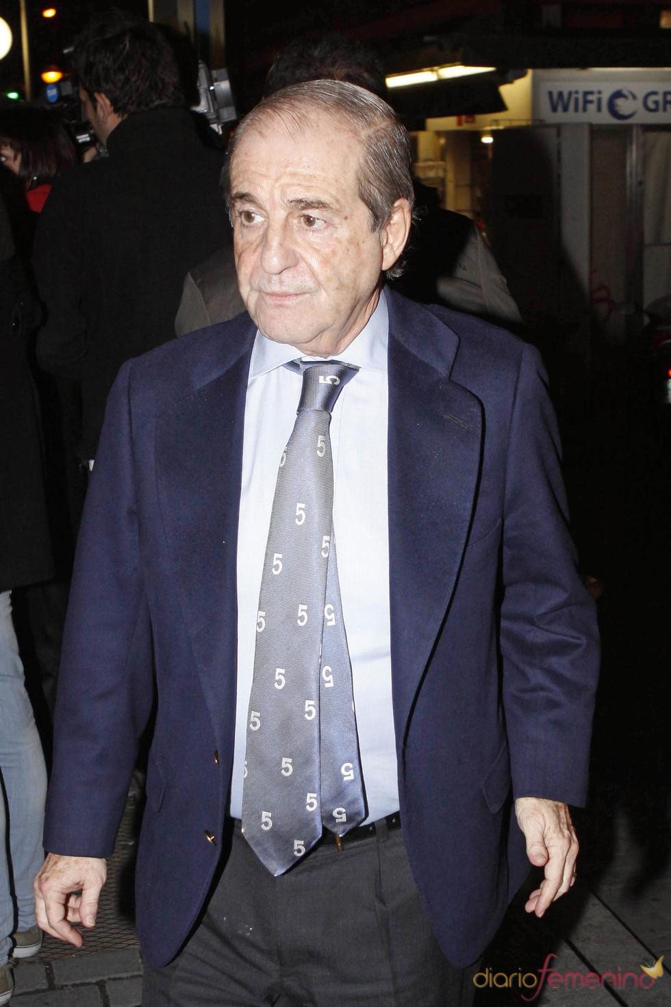 José María García apoya a toda la familia de Enrique Morente