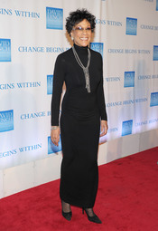 Bettye Lavette en la gala benéfica 2010 de David Lynch