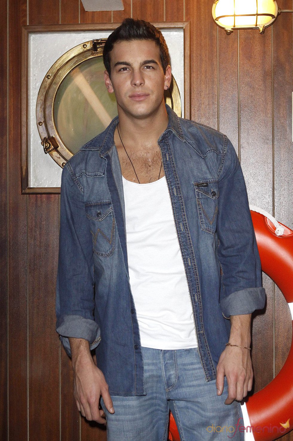 Mario Casas, uno de los actores españoles más guapos