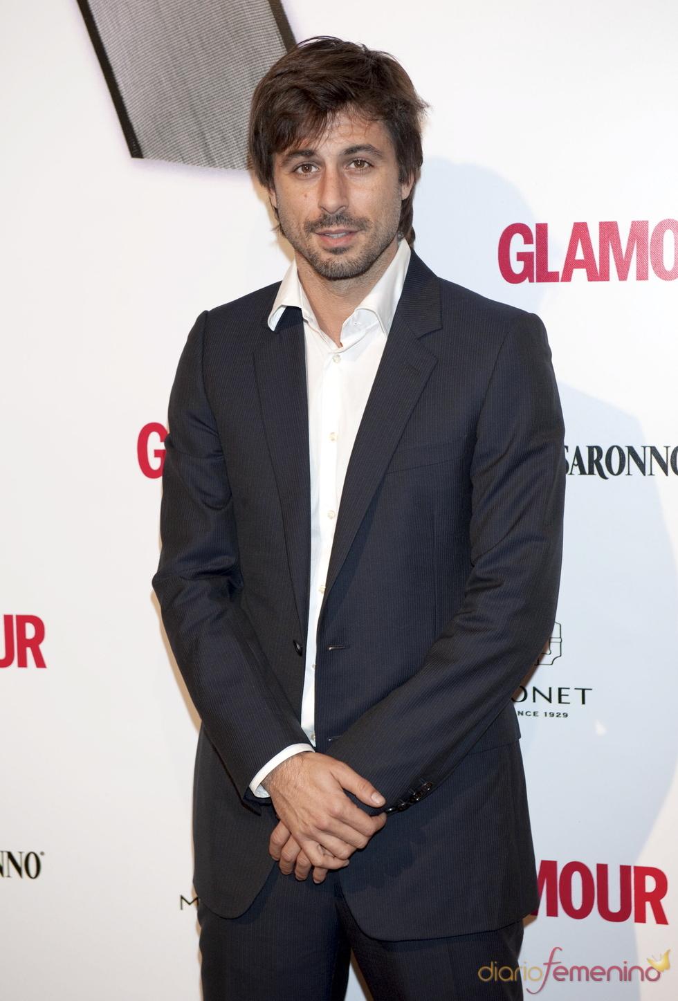 Hugo Silva, uno de los actores españoles de televisión más guapos