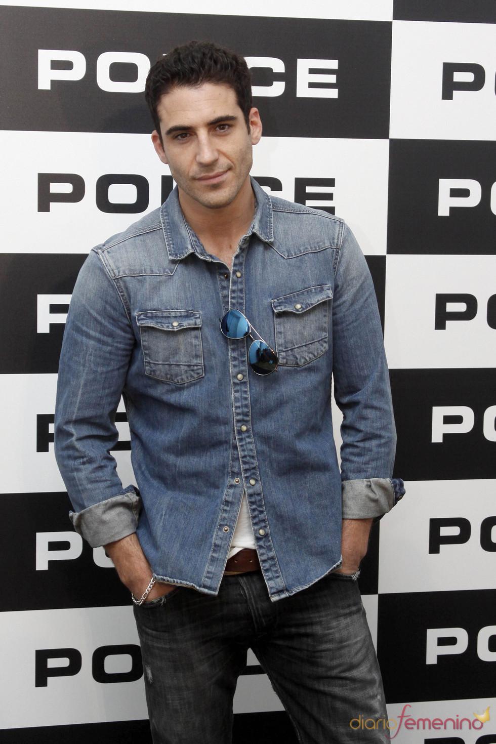 Miguel Ángel Silvestre, entre los actores españoles de televisión más guapos