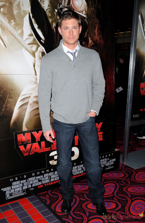 Jensen Ackles, entre los más guapos de las series de televisión