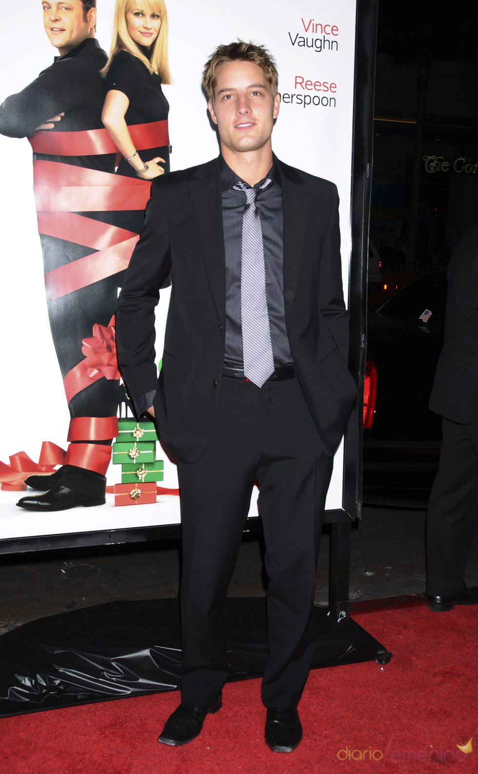 Justin Hartley es uno de los actores de televisión más guapos