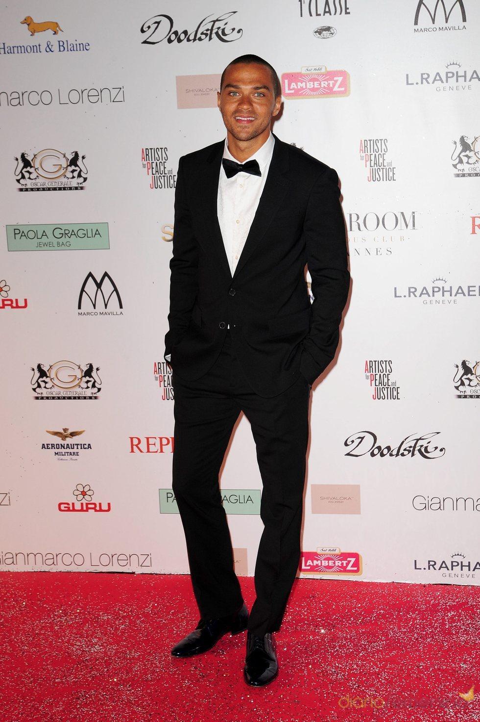 Jesse Williams, uno de los actores más guapos de la televisión