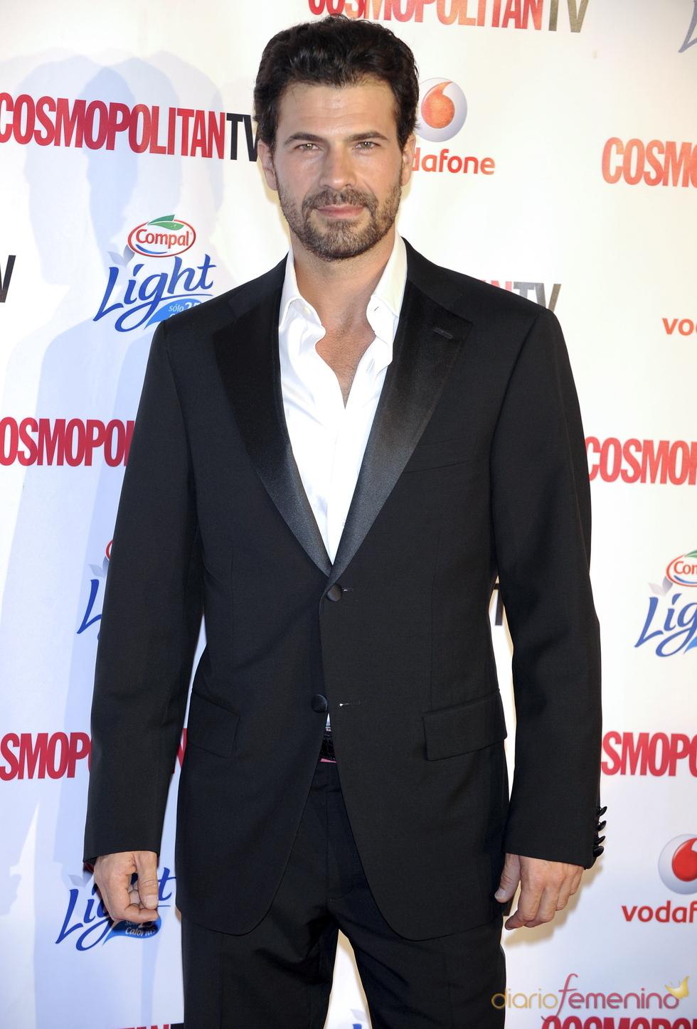 Rodolfo Sancho, entre los actores más guapos de la televisión