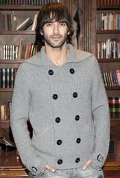 Aitor Luna, uno de los actores más guapos de la televisión