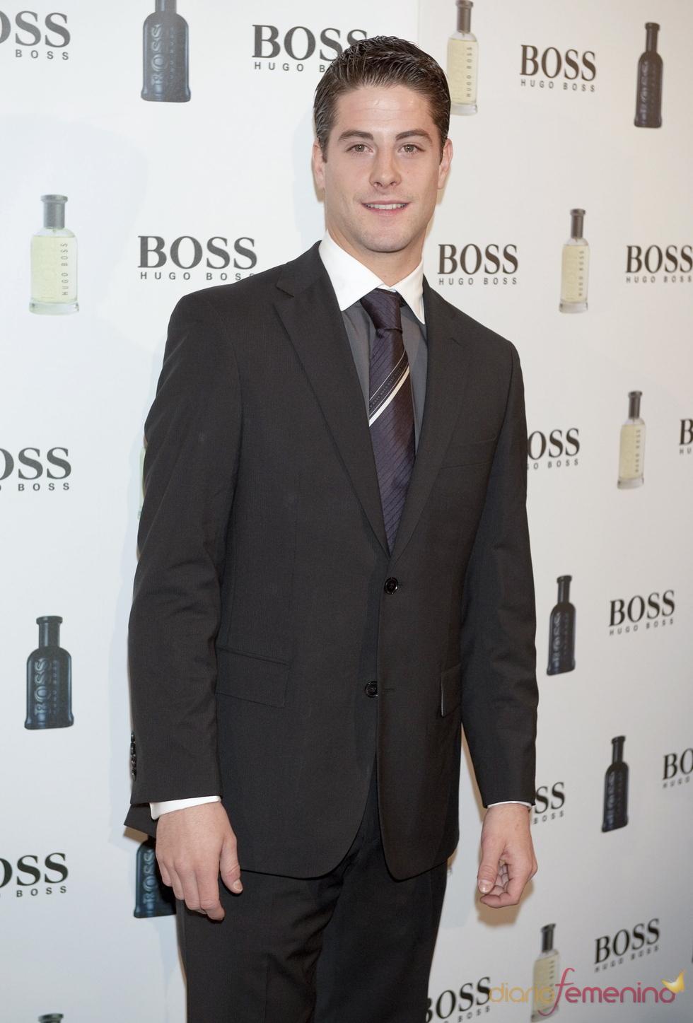 Luis Fernández, entre los actores más guapos de las series de televisión