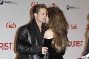 Brad Pitt y Angelina Jolie hacen gala de su amor