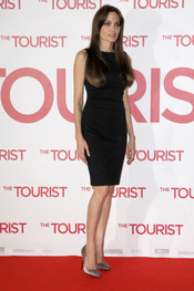 Angelina Jolie promociona 'The Tourist'