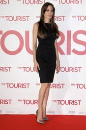 Angelina Jolie promociona 'The Tourist'