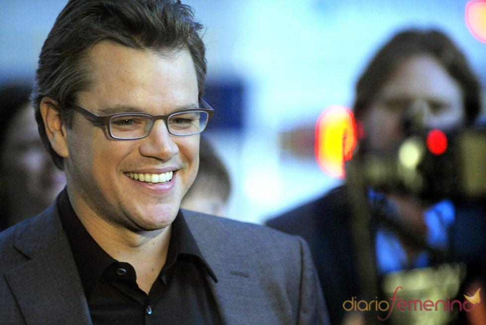 Matt Damon satisfecho de su último trabajo 'True Grit'
