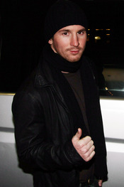 Leo Messi se prepara para la Navidad 2010