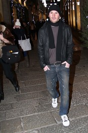 Leo Messi y sus compras para la Navidad 2010