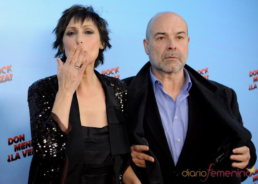 María Barranco y Antonio Resines en 'Don Mendo Rock ¿La vengaza?'