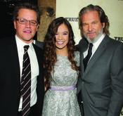Matt Damon, Hailee Steinfeld, y Jeff Bridges protagonistas de 'True Grit'