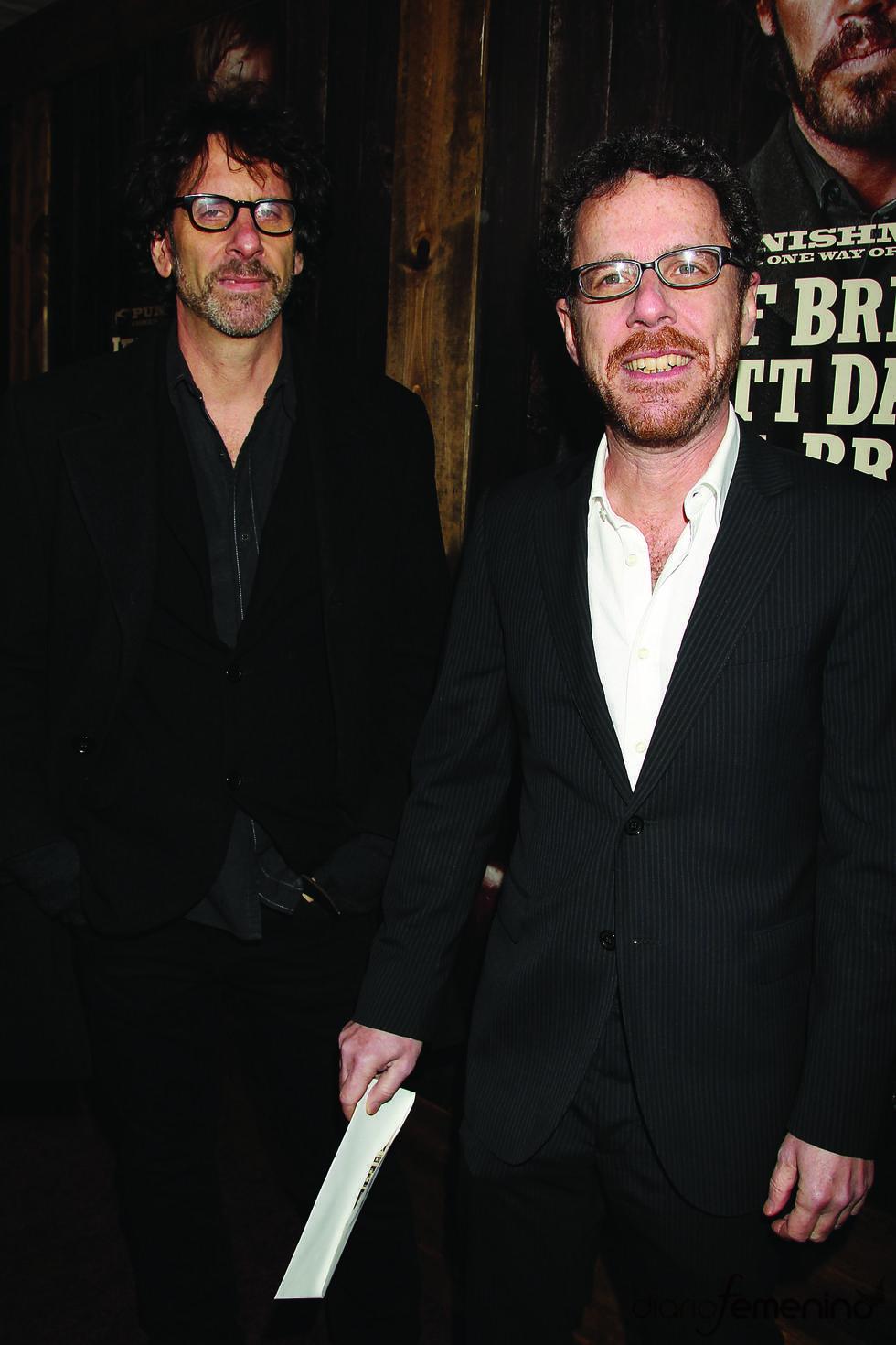 Joel Coen y Ethan Coen dirigen 'True Grit'