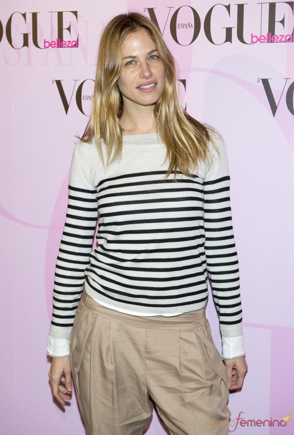 Martina Klein en la fiesta Vogue Open Day