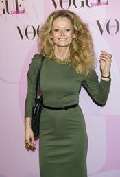 Veva Longoria en la fiesta Vogue Open Day