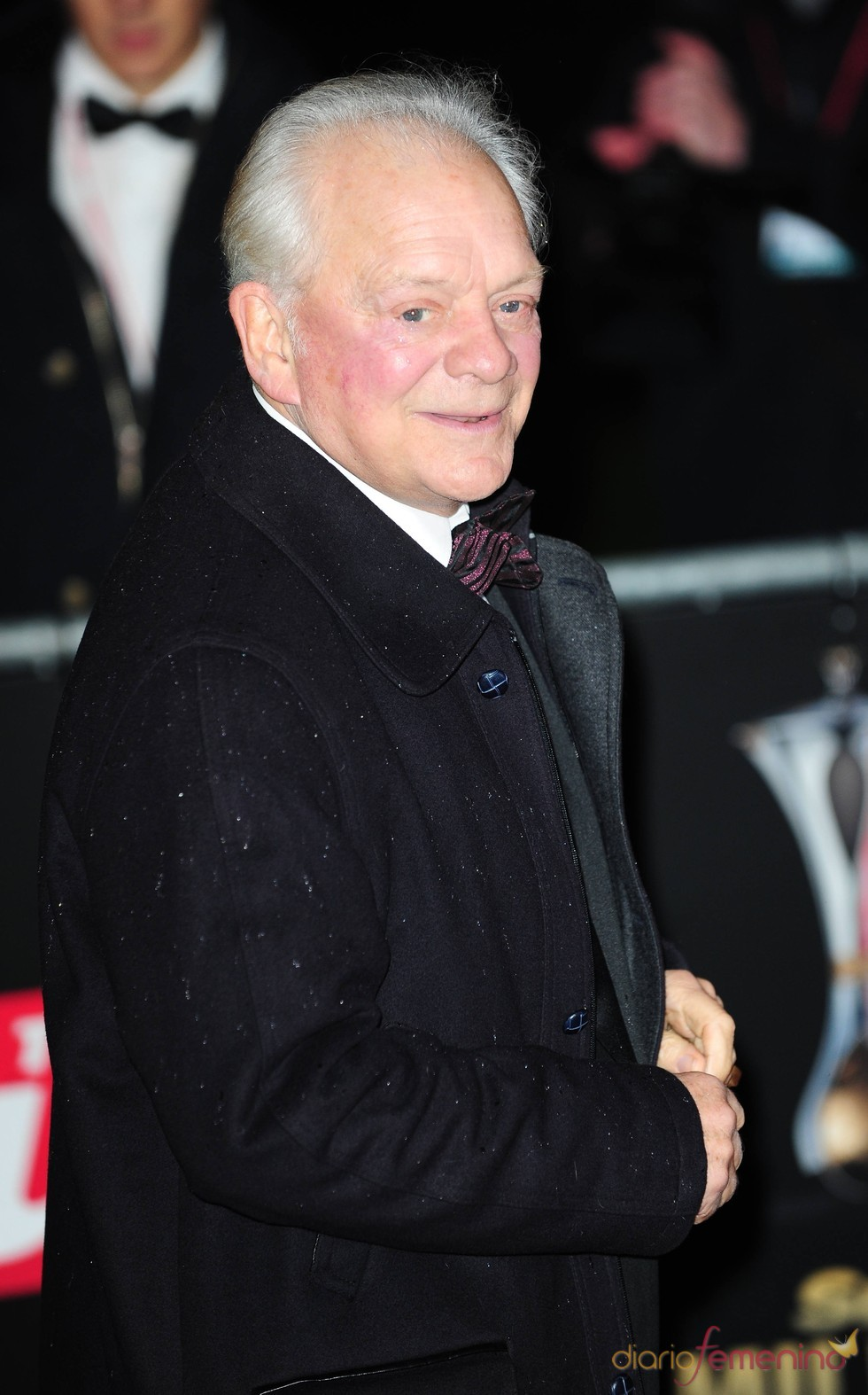 David Jason en los Military Adwards 2010