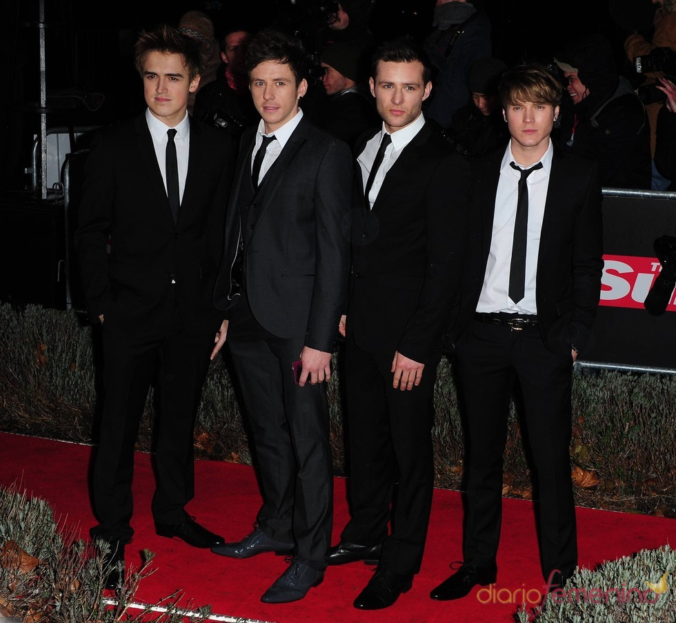 McFly en los Military Adwards 2010