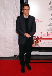Ben Stiller en la premier de 'Little Fockers'
