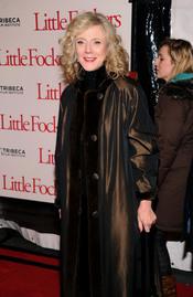 Blythe Danner en la premier de 'Little Fockers'