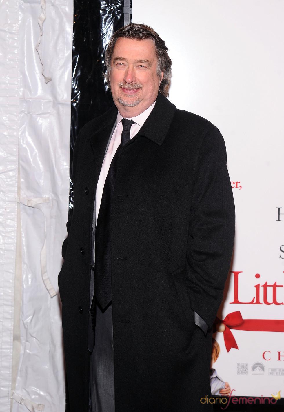 Geoffrey Gilmore en la premier de 'Litte Fockers'