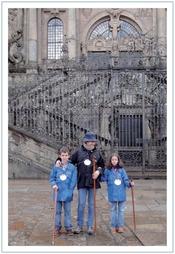 Felicitación navideña de la Infanta Elena y sus hijos