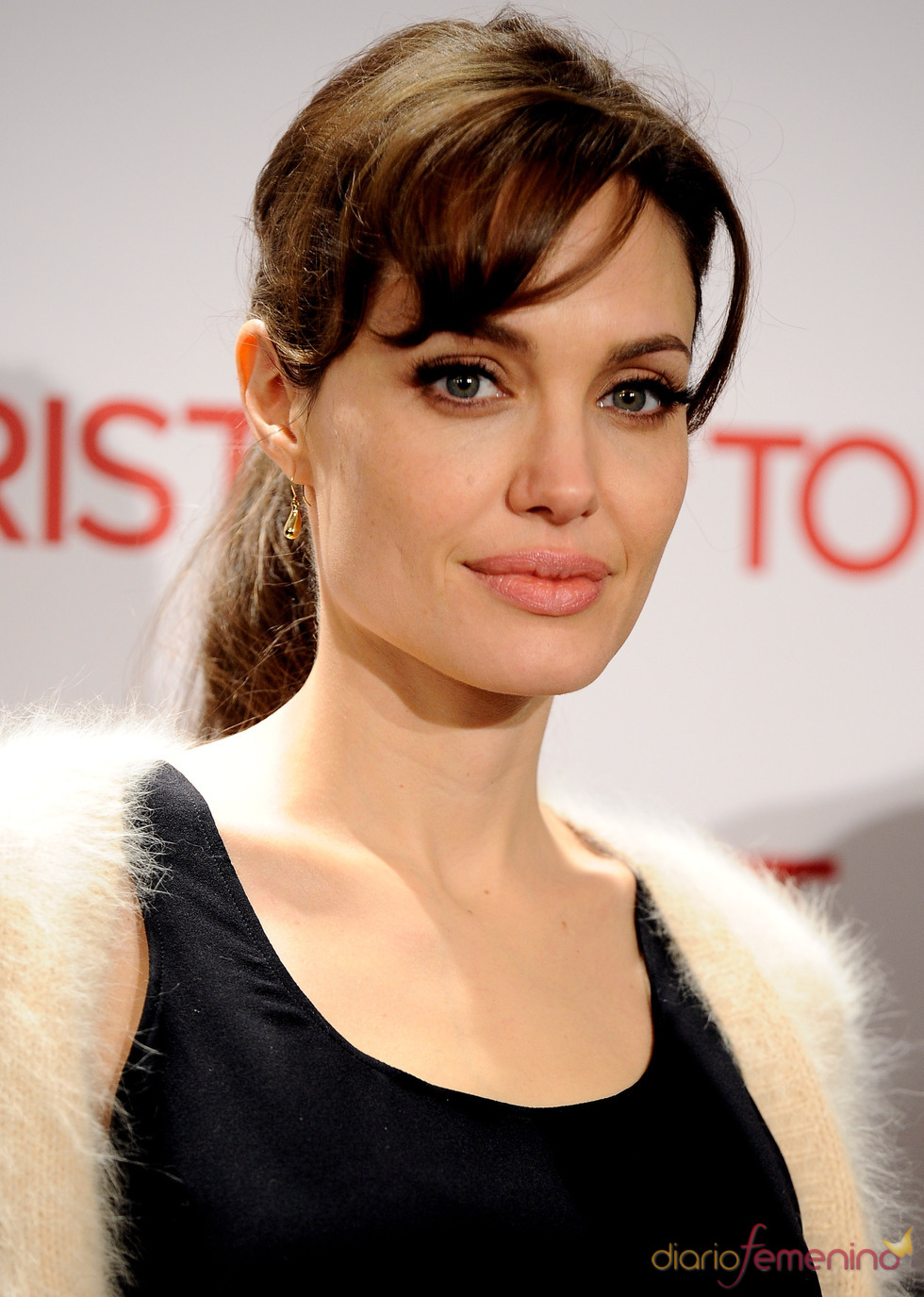 Angelina Jolie presenta en Madrid 'The Tourist'