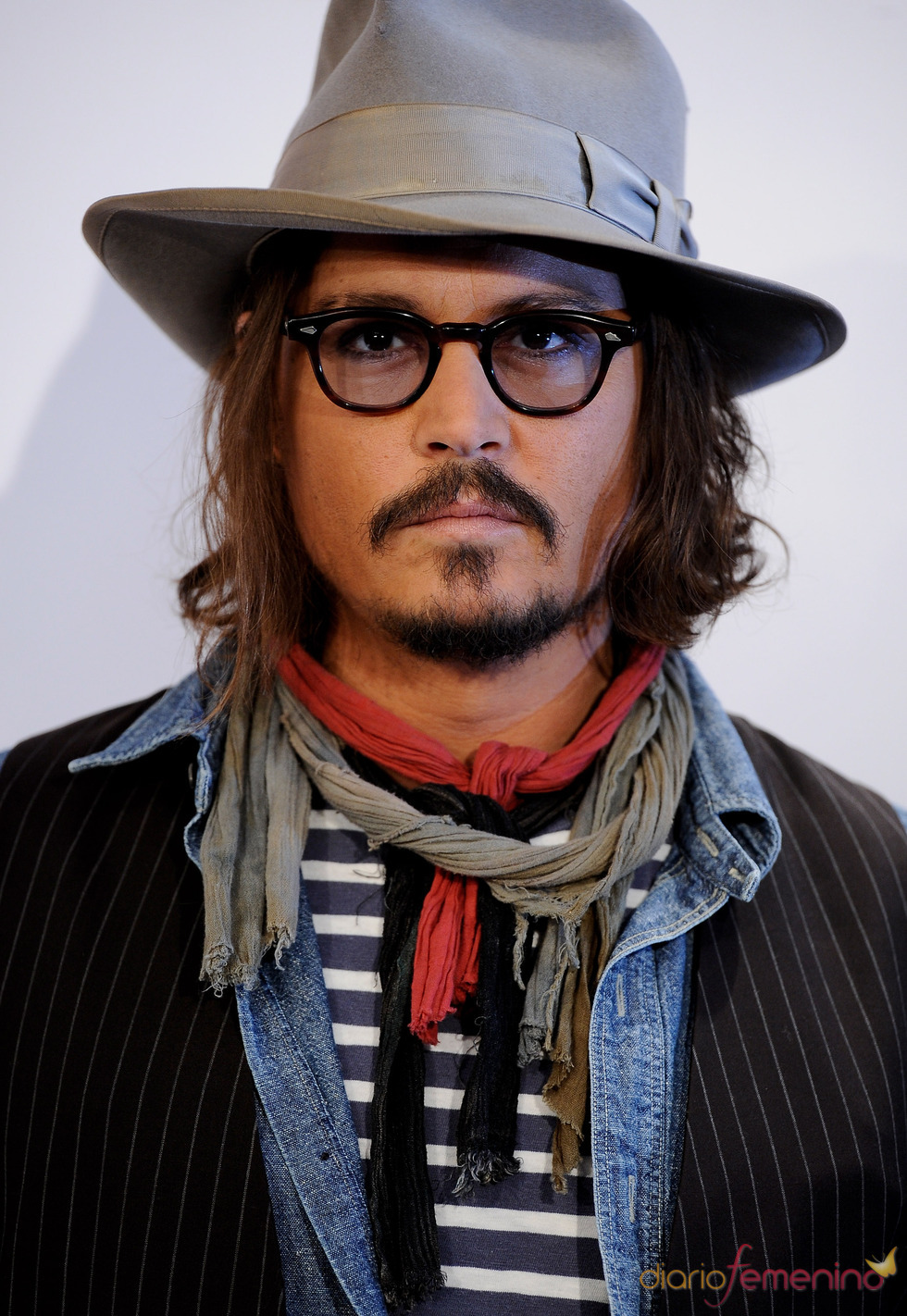 Johnny Depp presentar en Madrid 'The Tourist' como un 'vaquero'