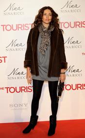 Jose Toledo en la premiere en Madrid de 'The Tourist'