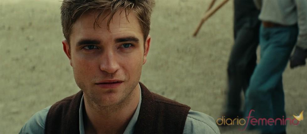 Robert Pattinson enamorado en 'Water for Elephants'