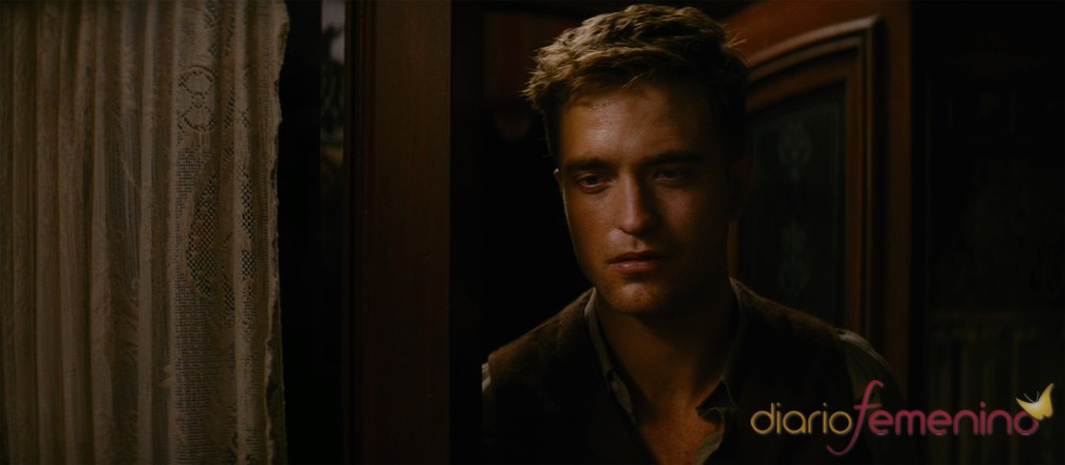 Robert Pattinson sexy en 'Water for Elephants'