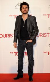 José Manuel Seda en la premiere de 'The Tourist' en Madrid