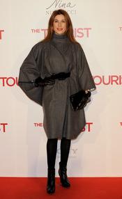 Raquel Sánchez Silva en la premiere de 'The Tourist' en Madrid