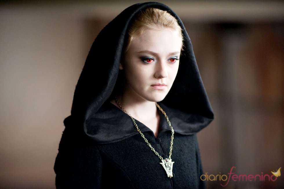 Dakota Fanning, la vampiresa más dulce