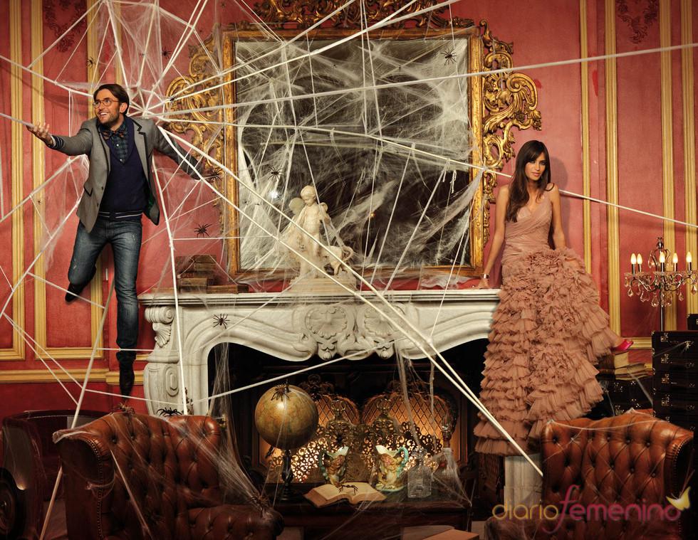 Sara Carbonero y Máxim Huerta en el calendario 2011 de Ana Rosa Quintana