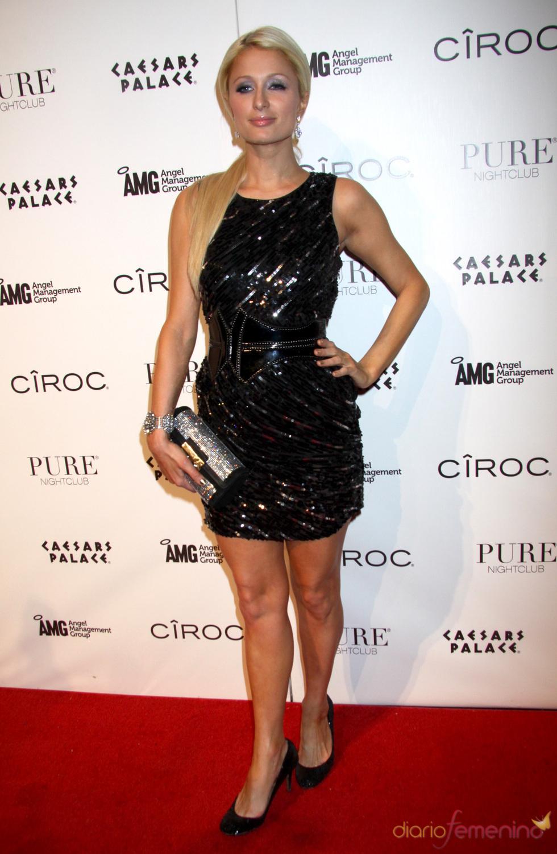 Paris Hilton presenta en Madrid su equipo de MotoGP, 'SuperMartxé VIP by Paris Hilton'