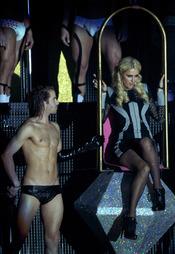 Paris Hilton, reina de la noche madrileña