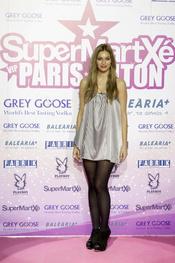 Norma Ruiz no quiso perderse la fiesta de Paris Hilton en Madrid