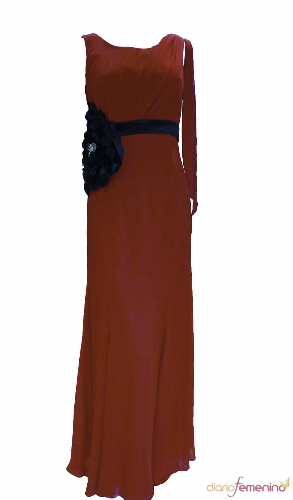 Vestido sofisticado para Fin de Año 2010
