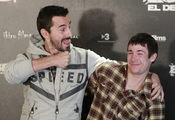 Juan José Ballesta y Santi Millán estrenan 'Bruc. El desafío'