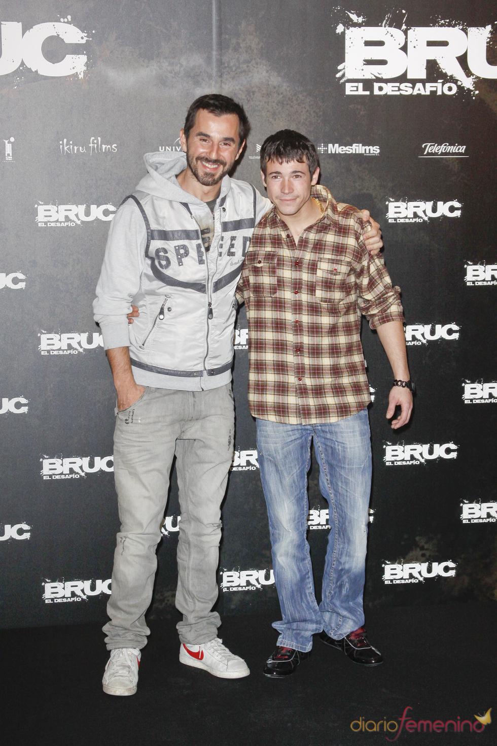 Juan José Ballesta y Santi Millán protagonizan 'Bruc. El desafío'