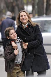 Froilán vuelve a casa por Navidad para celebrar el cumpleaños de la Infanta Elena