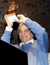 Sancho Gracia, premiado por la AISGE