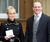 Zara Philips y Mike Tindall anuncian su boda