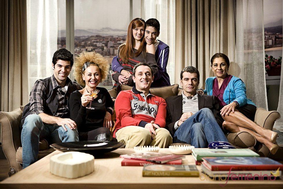 El reparto de 'Vida Loca', la nueva sitcom de Telecinco