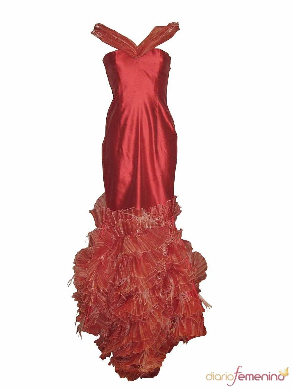 Vestido seductor para Fin de Año 2010